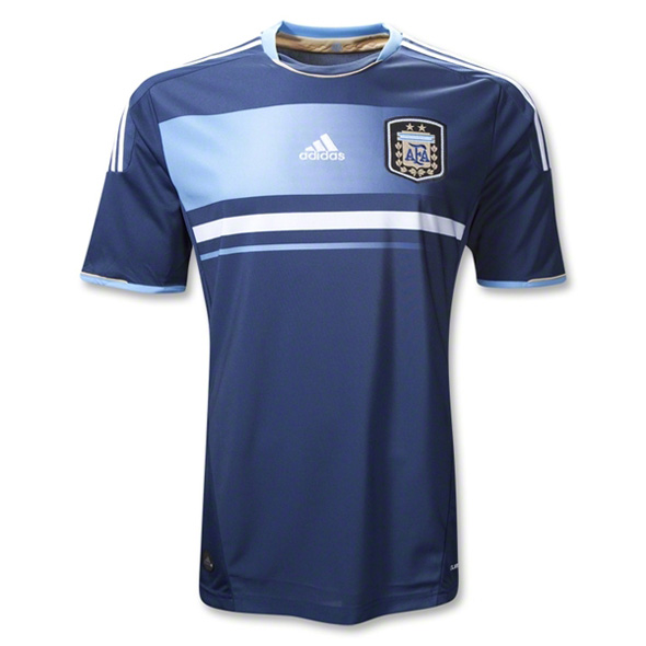 maillot argentine exterieur