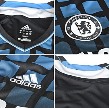 maillot chelsea away
