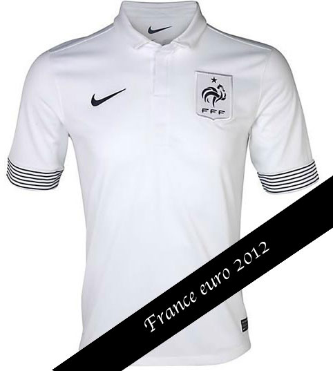 maillot france euro