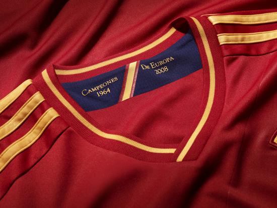 maillot espagne euro