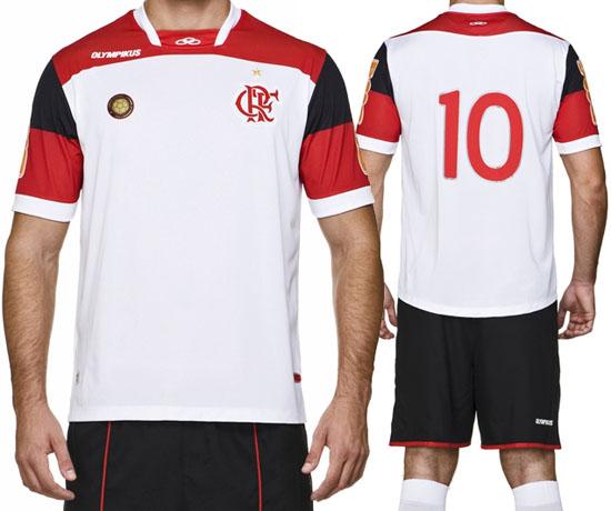 maillot flamengo 2011