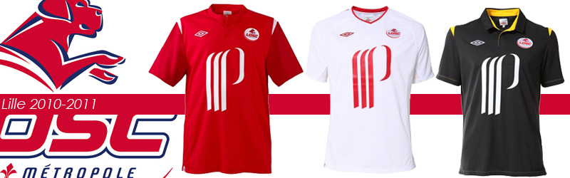 maillot lille