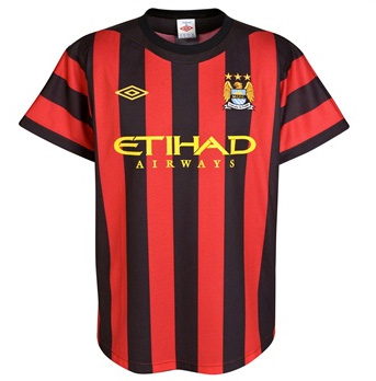 maillot manchester city 2012