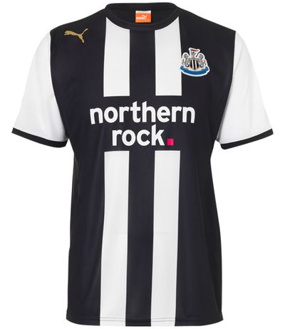 maillot newcastle 2012