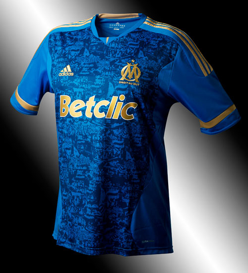 maillot om away