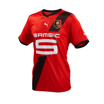 maillot rennes 2012