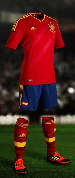maillot roja 2012