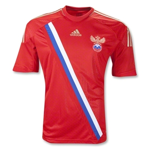 maillot russie euro 2012
