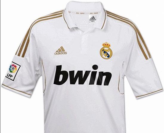 maillot real 2012