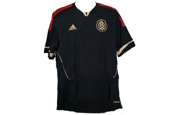 nouveau maillot mexique