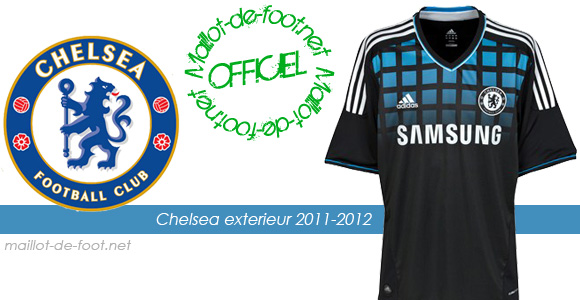 maillot chelsea 2012 away