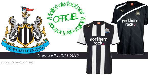 maillot newcastle
