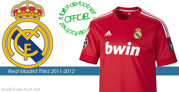 maillot real third