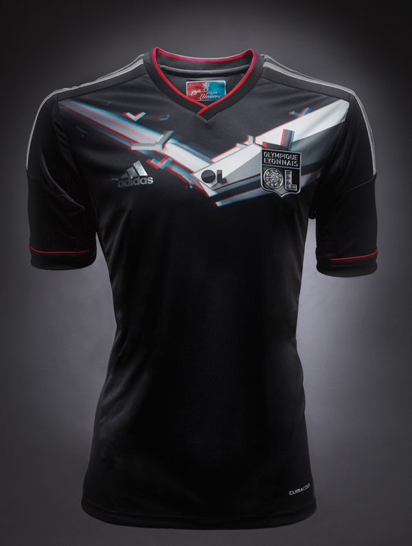 maillot ol 3D