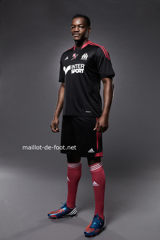 maillot om collector 2012-2013