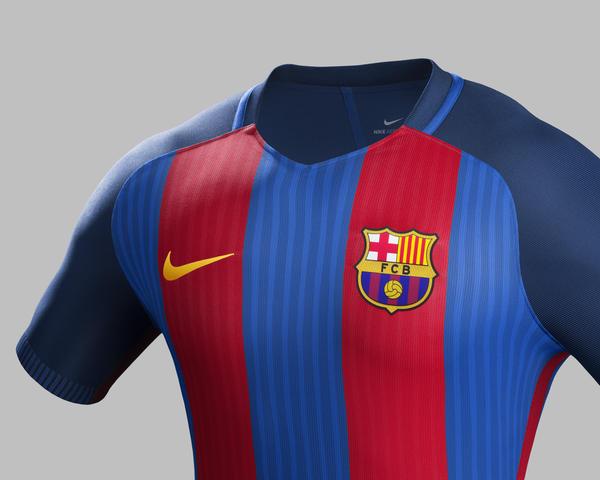 FC Barcelone domicile 2016-2017