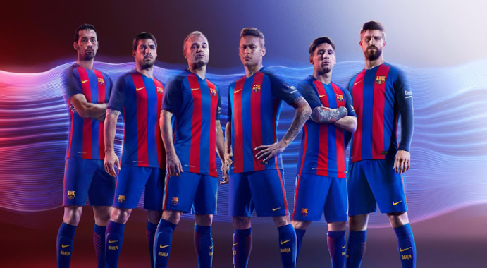 FC Barcelone 2016-2017